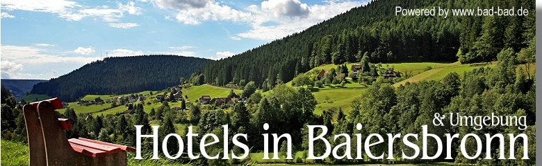 Hotels in Baiersbronn